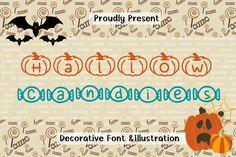 Hallow Candies #decorations #decorative #kid Free Fonts For Cricut, Cricut Fonts, Halloween Fonts, Halloween Kids, Commercial Use Fonts, Handwritten Fonts, Monogram Fonts, Letterhead, Cool Fonts