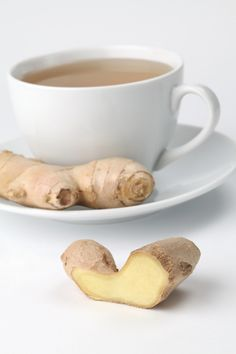 Immune System Booster Tea. This tea will make you sweat a little bit but go with it. Add the juice of 1 lemon, 1-2 cloves of crushed garlic, and 1tsp of finely chopped ginger to a cup. Add boiling water and enjoy.