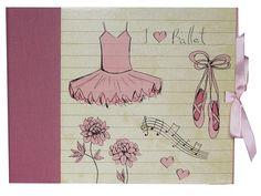 Álbum Ballet by Maria Papel, via Flickr