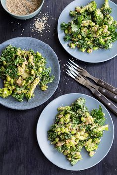 Clean Eating, Dressing, Risotto, Broccoli, Side Dishes, Food Photography, Food And Drink, Veggies, Low Carb