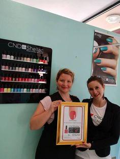 Diventa anche tu CND Shellac Certified Salon come ESTETICA ARMONIA di Alessandra e Martina di Migliarino (PI). Professionalità, qualità e competenza...e i prodotti CND. http://www.cndworld.it http://www.cndworld.it/store-locator