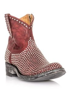 Studded ankle boots by Mexicana | Apprl - Social Shopping