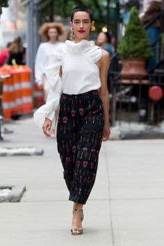 | The 8 Biggest Trends From New York Fashion Week | POPSUGAR Fashion Photo 25