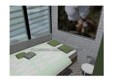 inkijk slaapkamer Guesthouse