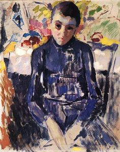 Le gamin (The Kid), 1913 (Summer-Fal) Rik Wouters