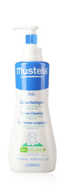 Mustela Baby Gel Dermo Detergente 500ml: Amazon.it: Prima infanzia
