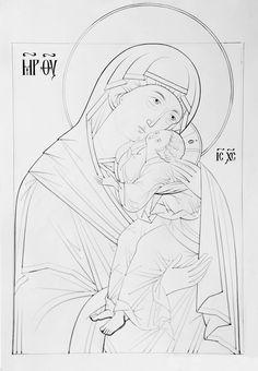 Religious Images, Religious Icons, Religious Art, Byzantine Icons, Byzantine Art, San Damian, Writing Icon, Religion Catolica, Ceiling Art