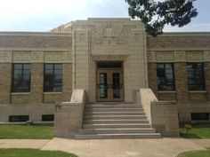 Art Deco Architecture — Tulsa Fire Museum approved for historic building