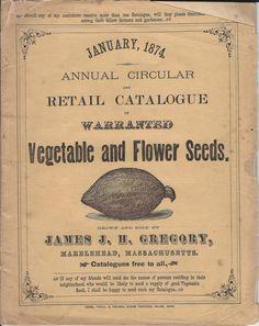 1874 Catalogue