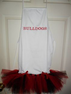 Game Day Apron!