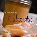 Home-made Amish Caramel