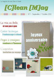 [C]lean [M]ag: N°7: 09-10/2012 http://fr.calameo.com/read/0008768610dc9fb583596?editLinks=1