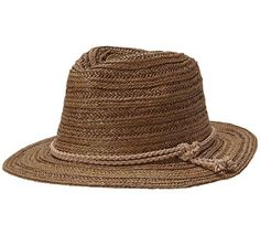 The perfect middle ground between a fedora and a sun hat. Beachwear Fashion ab744ef372f2
