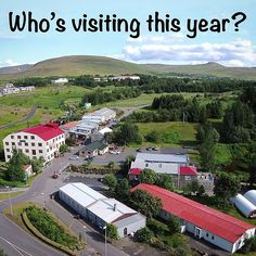 Tell us, who's visiting this year? We look forward to meeting new and old friends from around the world. 😉 Also, if you have already visited - we would love to hear all about it! Visit Reykjavik, Inspired By Iceland, Knitting Yarn, Wool Sweaters, Around The Worlds, Friends, Travel, Instagram, Voyage
