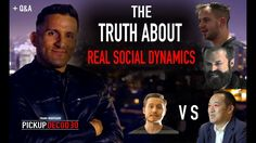 THE TRUTH ABOUT REAL SOCIAL DYNAMICS   More at https://youtu.be/8Nz08tBR0IY from https://www.youtube.com/user/RSDFrankHaro