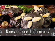 Nürnberger Lebkuchen Rezept - Low Carb und glutenfrei