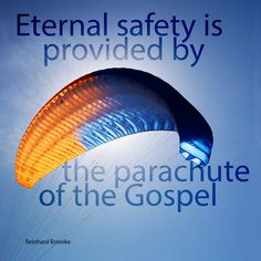 Parachute of the Gospel