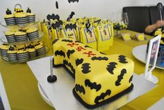 "Photo 3 of 7: Batman / Birthday ""Batman party - Jack 4 and Max 1"" 