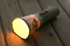 There are plenty of flashlights on the market today - models that you shake, crank, twist, click, and more. If none of these flashlights tickle your fancy or you don't want to pay lots of money for unneeded bells and whistles, you can make...