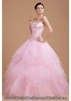 Buy beading and ruffles strapless organza quinceanera dress in baby pink from best quinceanera dresses collection, strapless ball gowns in baby pink color,cheap floor length organza dress with zipper back and for military ball sweet 16 quinceanera . Pretty Quinceanera Dresses, Pink Wedding Dresses, Cute Wedding Dress, Bridal Dresses, Tulle Wedding, Wedding Attire, Ball Dresses, Ball Gowns, Prom Dresses