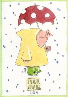Vida Cerdis by Beatriz Iglesias, via Behance Pig Drawing, Drawing For Kids, Happy Pig, Pig Illustration, Pig Art, Cute Piggies, Envelope Art, This Little Piggy, Happy Paintings