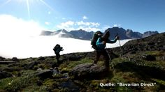 """Die Huberbuam klettern """"Bavarian Direct"""" auf Baffin Island [ Interview und Filmausschnitte]."""