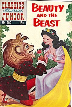 Image detail for -Beauty and The Beast CLassic Comic Book (Comics) at An American ...