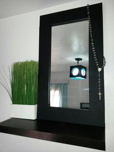 Espejos de 72x42cm fabricados por Minimalist & Vintage