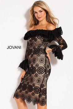 99c477863eb5  Jovani  Fall2018  shortdress  jumpsuit  fashion  style  newcollection   contemporary