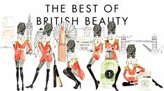 The Best of British Beauty