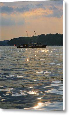"""A Glint of Glory"" - Lake Geneva Wisconsin Canvas Print / Canvas Art By Bruce Thompson #GenevaImages"