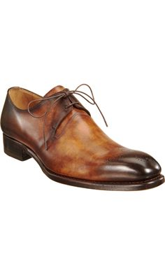 Harris - Brown Wholecut Blucher for Men - Lyst 0b8707b8b5528
