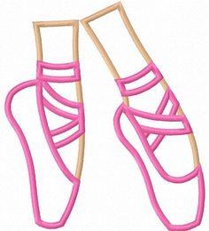 Resultado de imagen para  zapatillas de ballet en almohadon