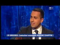 """Luigi Di Maio (M5S) - L'Arena di Giletti """"Le mani sull'Expo"""""""