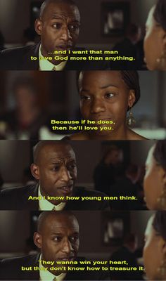a father's words of wisdom ♥ from #courageous movie #truelovewaits