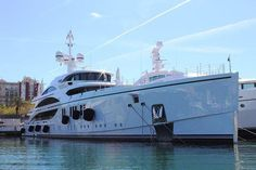 Delivered by Benetti last year, the 63m superyacht 11-11 has been spotted at OneOcean Port Vell in Barcelona. The vessel is able to accommodate 12 guests as well as a crew of 16. The main salon features custom-made U-shape sofa, 12-seater formal dining table and a grey colour palette, while the sky...