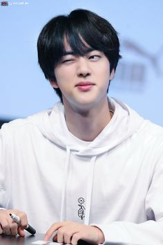 Uploaded by Cancino. Find images and videos about kpop, bts and jin on We Heart It - the app to get lost in what you love.