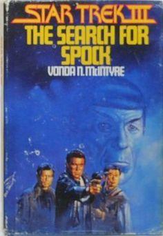 """""""Star Trek III - The Search for Spock (Star Trek #17)"""" av Harve Bennett"""
