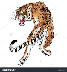 """Résultat de recherche d'images pour """"tiger art"""""""