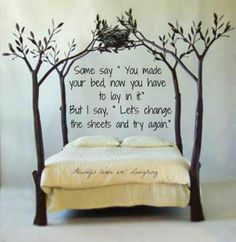 This bed is cool