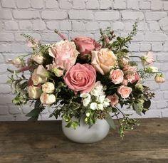 Items similar to Farmhouse Style Floral Arrangement