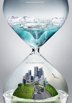 35 Global Warming Artworks to Create Public Awareness - Quertime