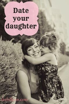 20 fabulous mommy-daughter dates. i may have pinned this already but just in case....