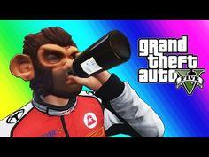 GTA 5 Online Funny Moments - Basketball, Social Experiment, & Pranks! - YouTube