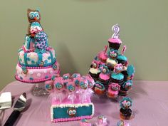 Owl cake Owl, Homemade, Cake, Desserts, Tailgate Desserts, Deserts, Home Made, Owls, Kuchen