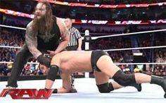 The Social Outcasts vs. The Wyatt Family: Raw, January 11, 2016