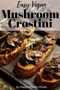 Mini Appetizers, Vegan Appetizers, Delicious Vegan Recipes, Vegetarian Recipes, Vegetable Recipes, Tapas, Vegetarian Comfort Food, Work Meals, Mini Foods