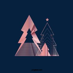 triangle,christmas tree,abstract,stars,gradient,rose gold Christmas Tree Poster, Christmas Artwork, Merry Christmas Banner, Christmas Tree Garland, Christmas Mood, Christmas Background, Xmas Tree, Christmas Themes, Christmas Graphic Design