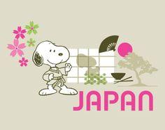 #Peanuts #Snoopy #Japan
