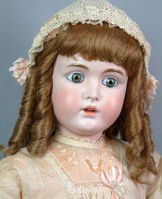 """30"""" 171 Kestner GERMAN CHILD DOLL~Daisy's Older Sister all Antique except Wig!"""